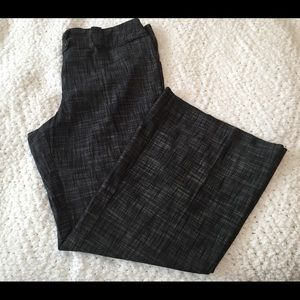 Wide leg dress pant Sz 18